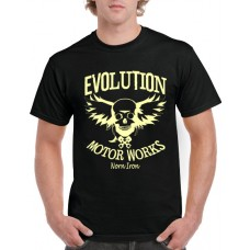 Evolution Flying Skull T