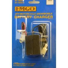 EMGO 6-12V Battery Charger