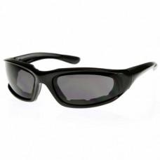 Sports shades (smoked)