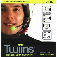 Twiins D1VA Hands-free Bluetooth Communication System