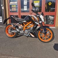 2016 KTM 390 Duke ABS