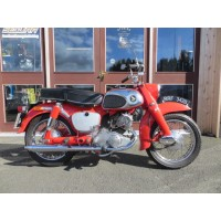 1964 Honda C95 Benly