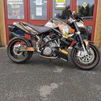 2010 KTM 990 Super Duke