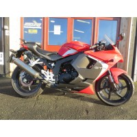 2015 Hyosung GT125RC (Showroom Condition)