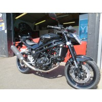 NEW Hyosung GT650 P