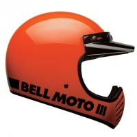 Bell Moto 3 Flo Orange