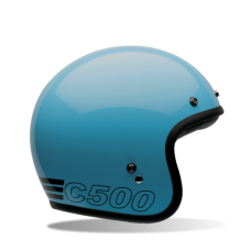 Bell Custom 500 Blue retro