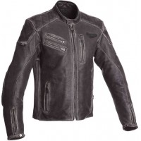 Segura Hank Black Leather Jacket