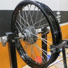 Wheel strip & rebuild